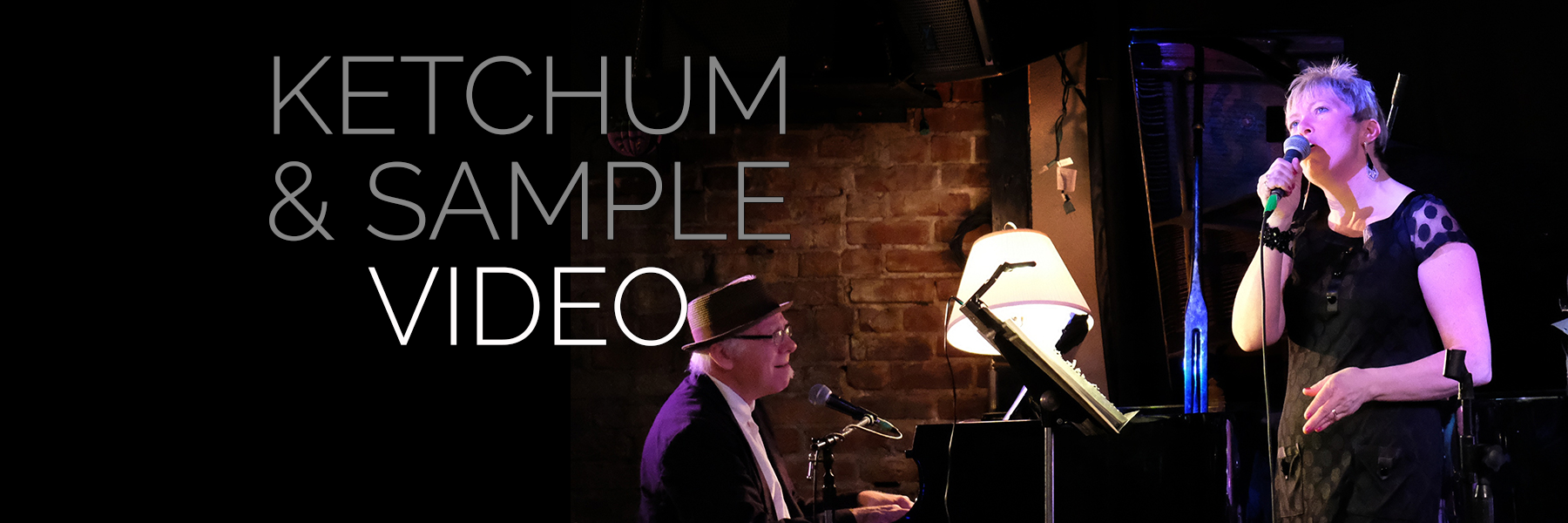 Take Back Our World – Ketchum & Sample Quartet